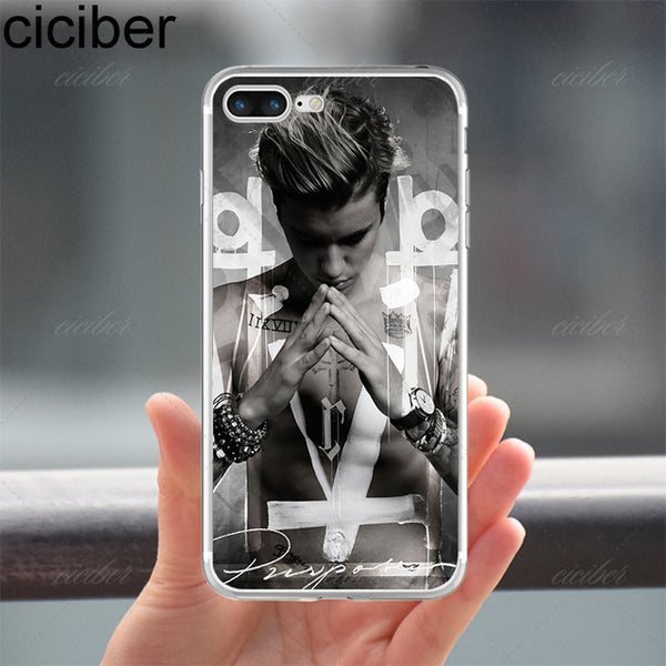 Funda iPhone Justin Bieber