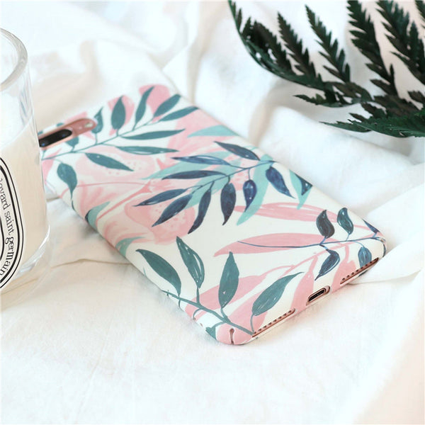 Funda iPhone Tropical