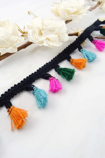 Tassel Necklace - Blissfully Yours Tampa
