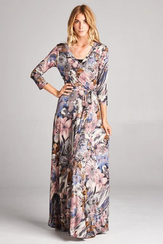 Maxi Dress - Blissfully Yours Tampa
