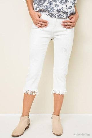 Distressed Jeans - Blissfully Yours Tampa