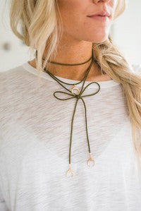 Choker Necklace - Blissfully Yours Tampa