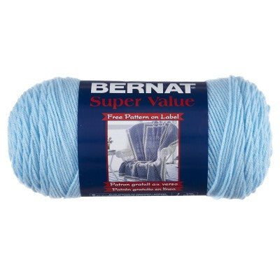 Bernat Super Value - Sky - Yarnia Craft Closet
