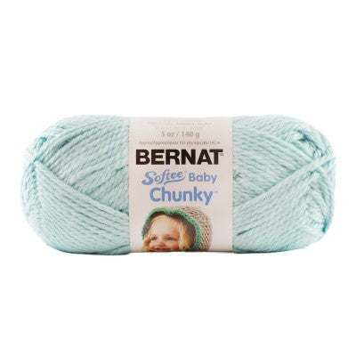 Softee Baby Chunky - Surf Green