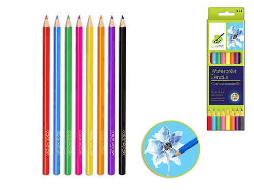 Water Colour Pencils - Yarnia Craft Closet