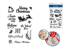 Clear Stamps - Various - Yarnia Craft Closet