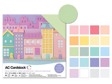 AC Cardstock : 60 sheets per pack : Various - Yarnia Craft Closet