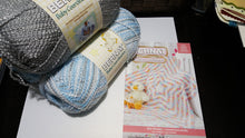 Bernat Star Blanket - crochet - Yarnia Craft Closet