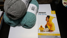 Bernat Elfin Cardigan - crochet - Yarnia Craft Closet