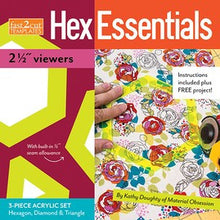 Fast 2 Cut: Hex Essentials $14.99+ - Yarnia Craft Closet