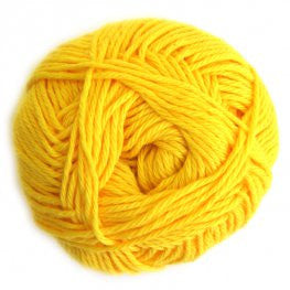 Cotton - Saffron - Yarnia Craft Closet