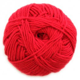 Cotton - Crimson - Yarnia Craft Closet