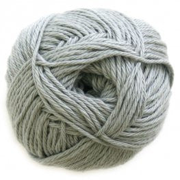 Cotton - Silver Cloud - Yarnia Craft Closet