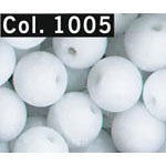 Glass Beads - Matte - 6-8mm