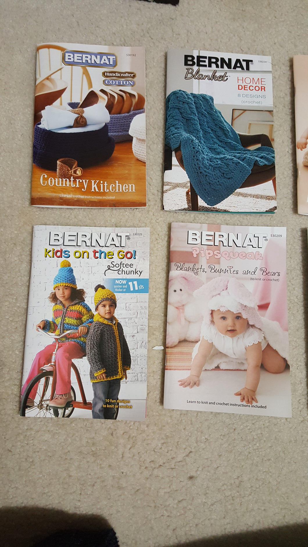 Bernat Pattern Books - Yarnia Craft Closet