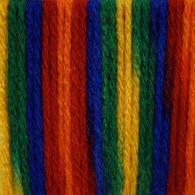 Patons Canadiana - Rainbow Variegated - Yarnia Craft Closet