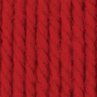 Bernat Softee Chunky - Berry Red - Yarnia Craft Closet