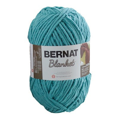 Bernat Blanket - Light Teal - Yarnia Craft Closet