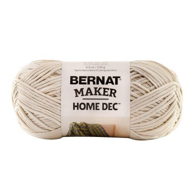 Bernat Maker : Home Dec - Cream - Yarnia Craft Closet
