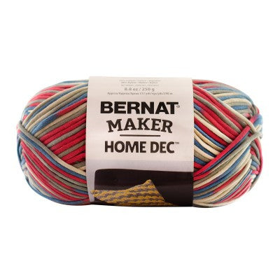 Bernat Maker : Home Dec - Nautical - Yarnia Craft Closet