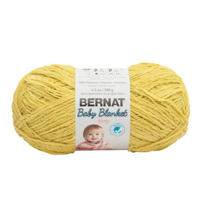 Bernat Tiny Blanket - Seedling - Yarnia Craft Closet