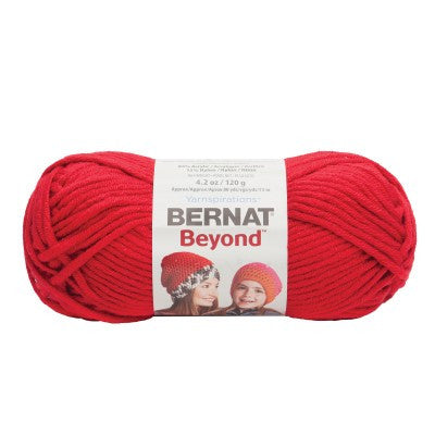 Bernat Beyond - Red - Yarnia Craft Closet