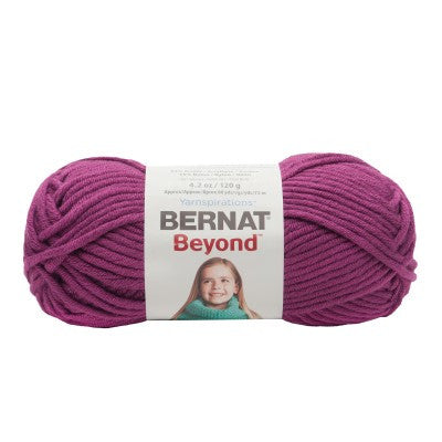 Bernat Beyond - Magenta Purple - Yarnia Craft Closet