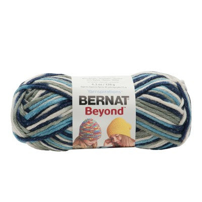Bernat Beyond - Stormy Sky - Yarnia Craft Closet