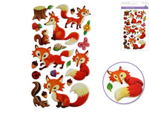 Paper Craft Sticker: Soft Touch 3D