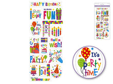 Paper Craft Sticker : Clear : Classic - Yarnia Craft Closet