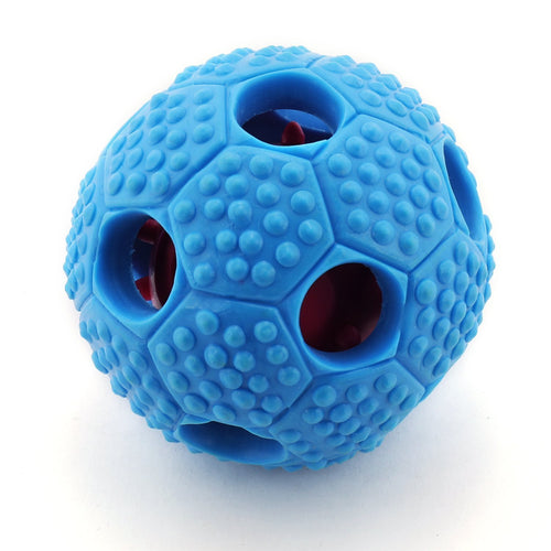 Interactive Treat Toy (Soccer Blue 2)