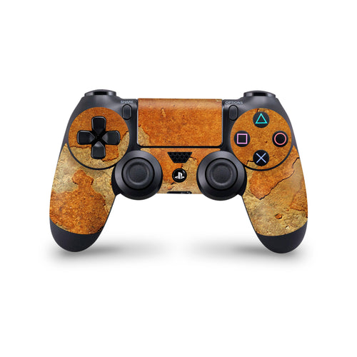 Rust effect Playstation 4 controller skin