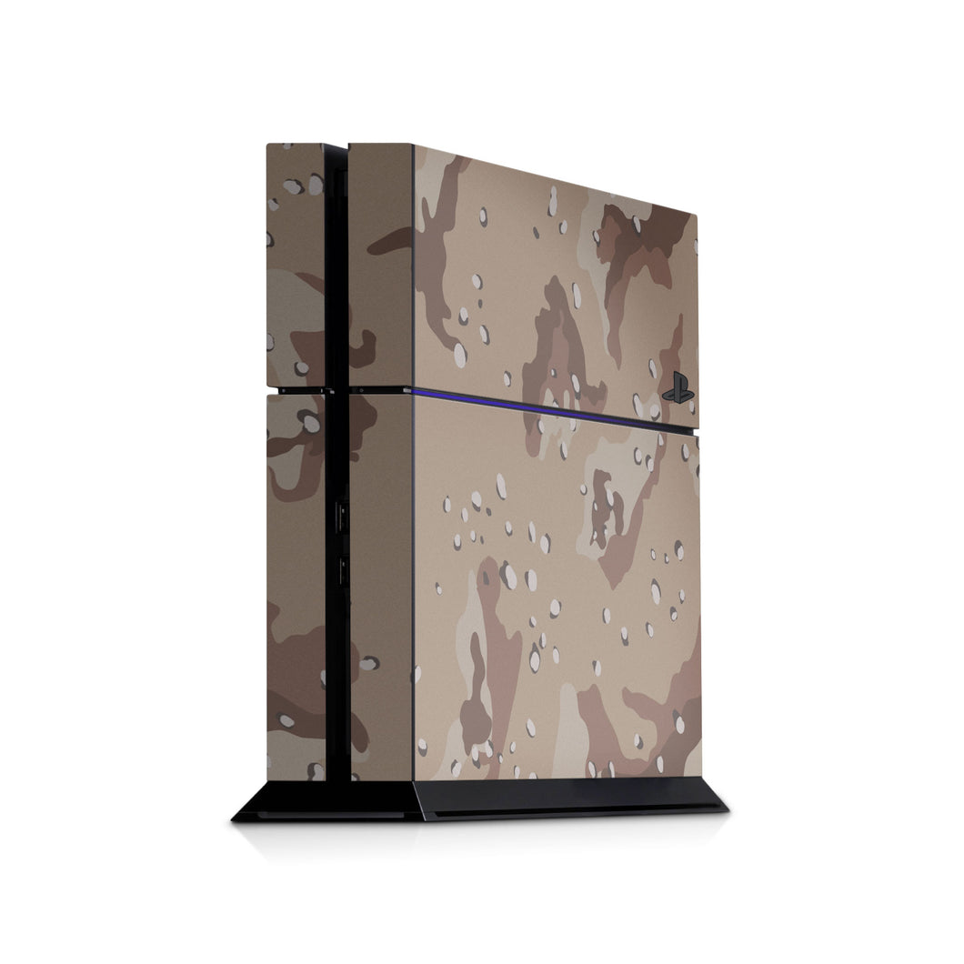 Desert Camo Playstation 4 skin