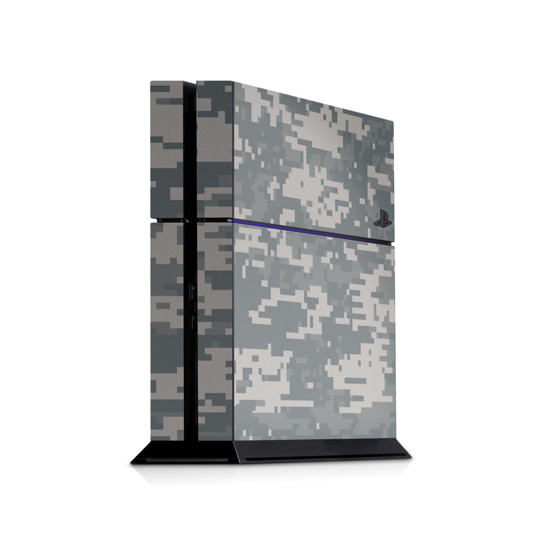 Digital Camo Playstation 4 skin