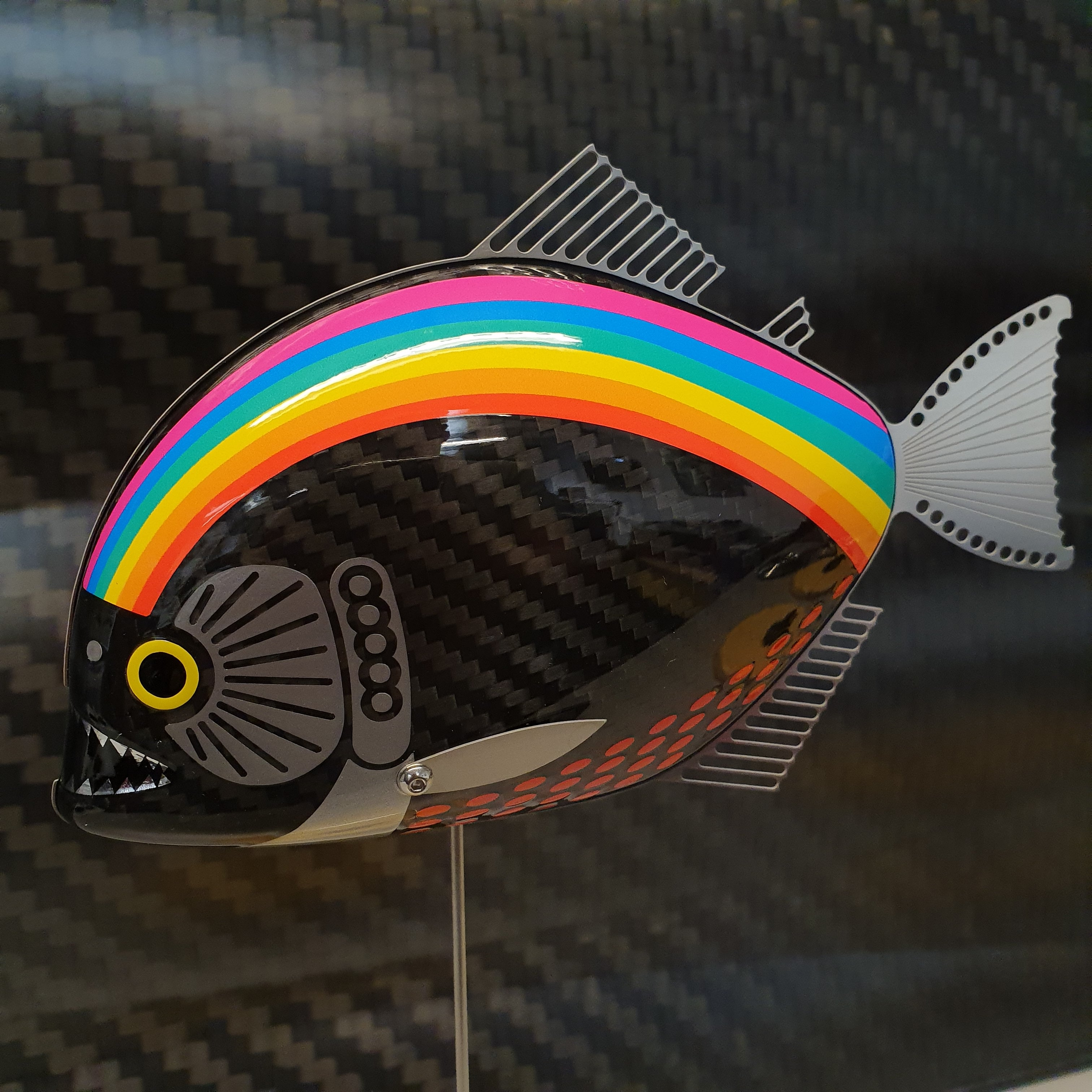 NHS Baby Piranha by Alastair Gibson/Carbon Art 45