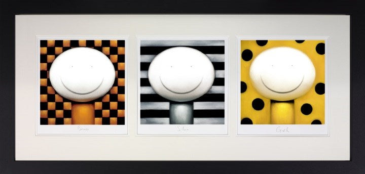 Bronze, Silver, Gold by Doug Hyde