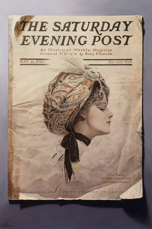 The Saturday Evening Post by Mark S Payne