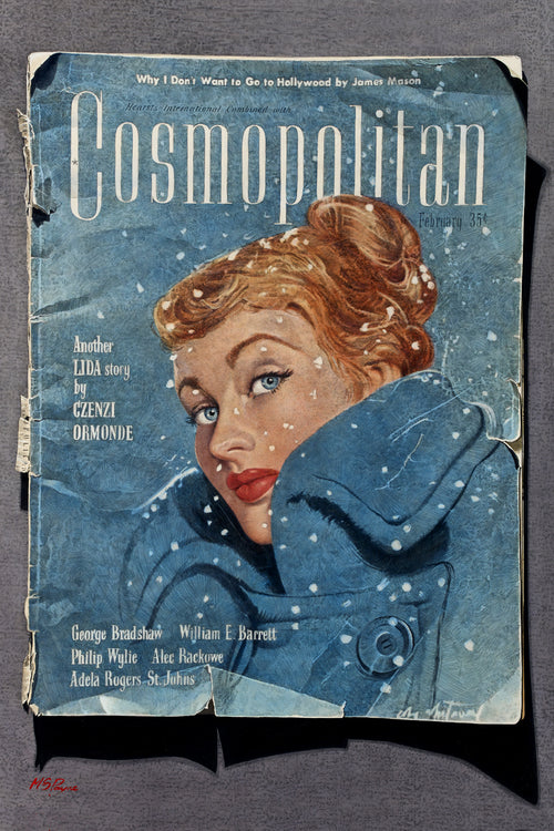 Cosmopolitan February 1948 by Mark S Payne