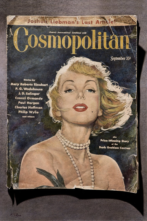 Cosmopolitan September 1948 by Mark S Payne