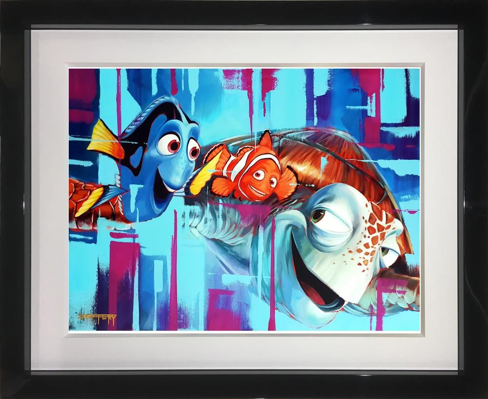 Finding Nemo by Ben Jeffery