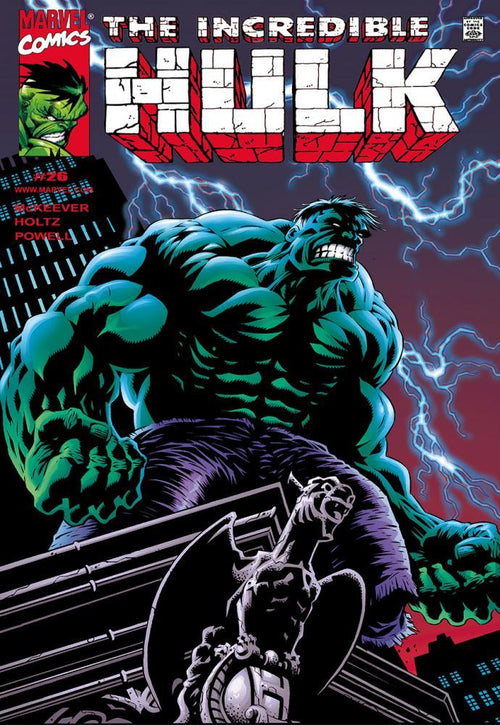 The Incredible Hulk #26 by Marvel