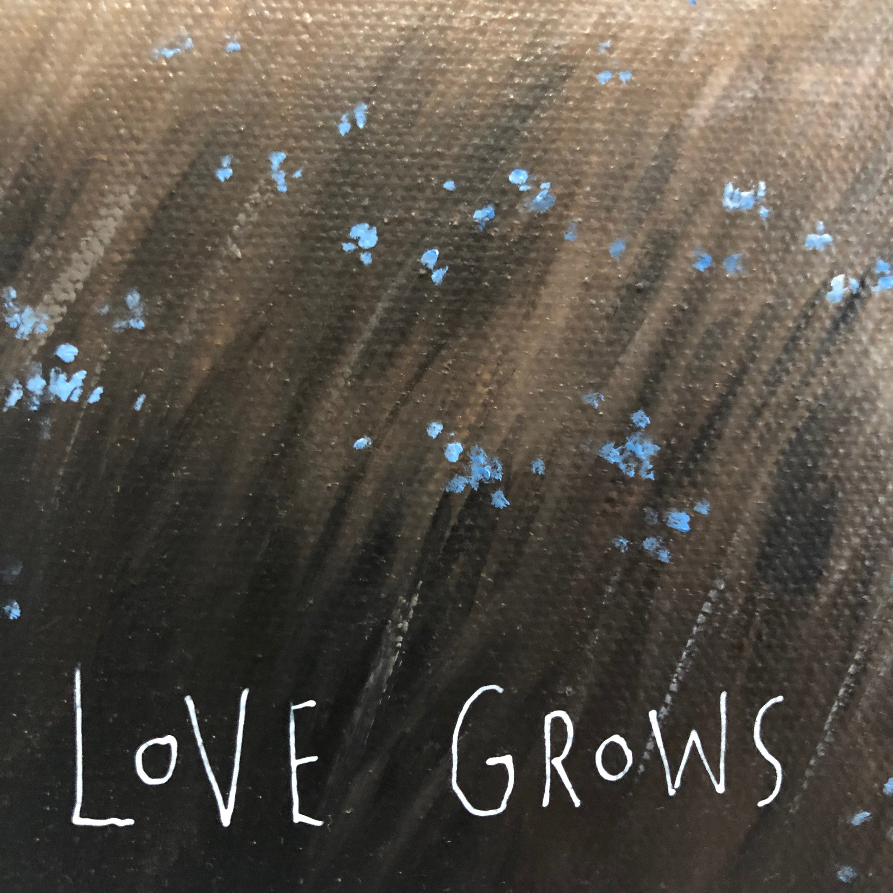 Love Grows by Michael Abrams