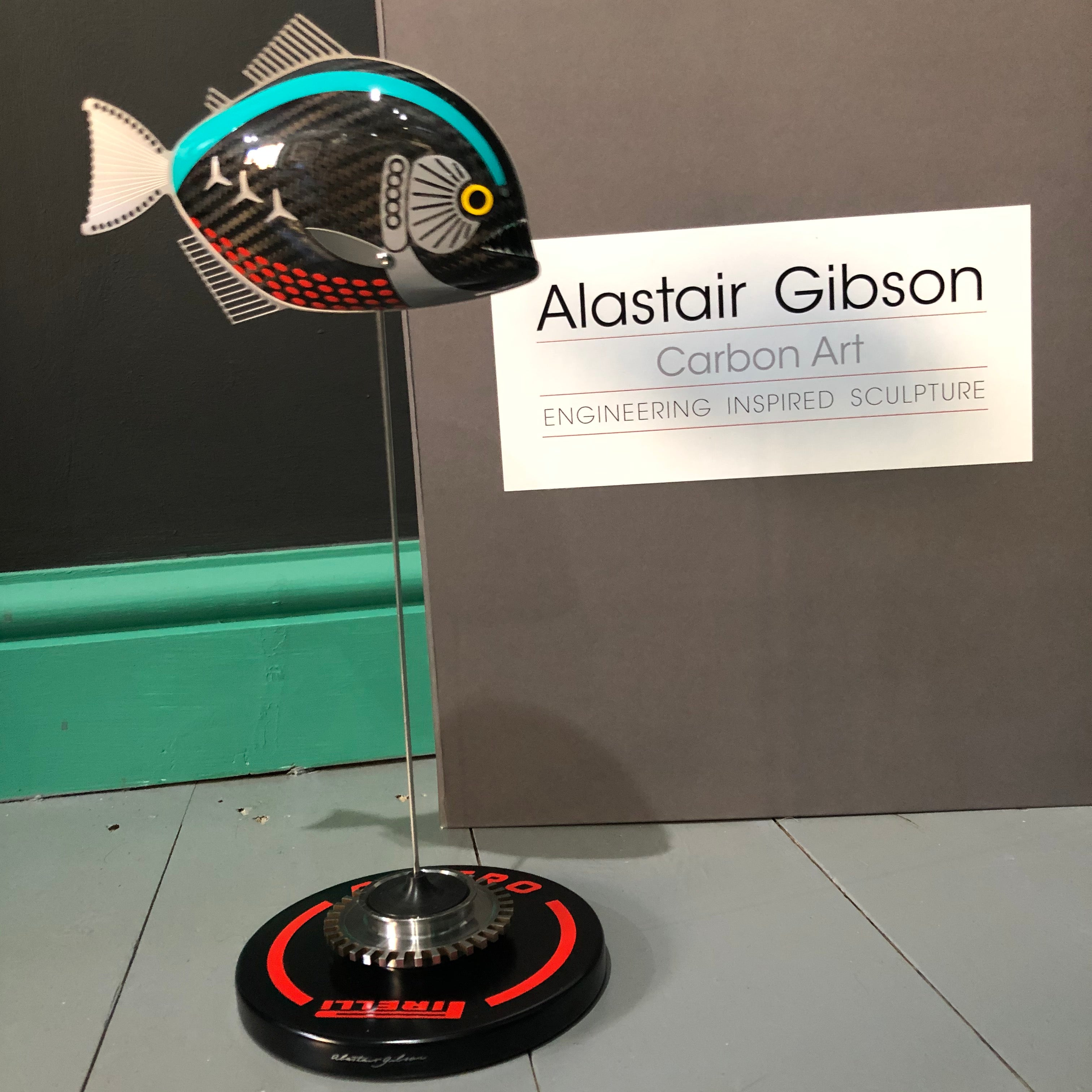 Petronas Baby Piranha by Alastair Gibson/Carbon Art 45