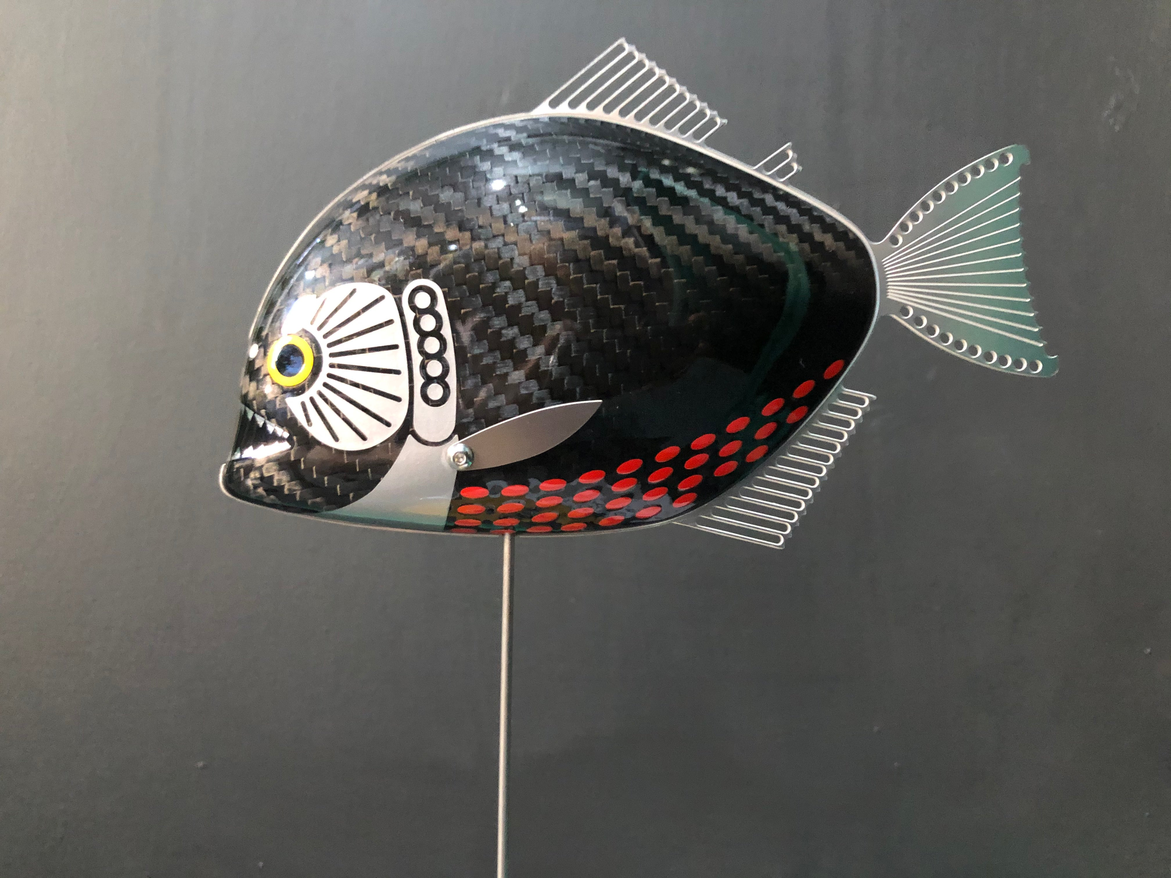 Baby Piranha by Alastair Gibson/Carbon Art 45