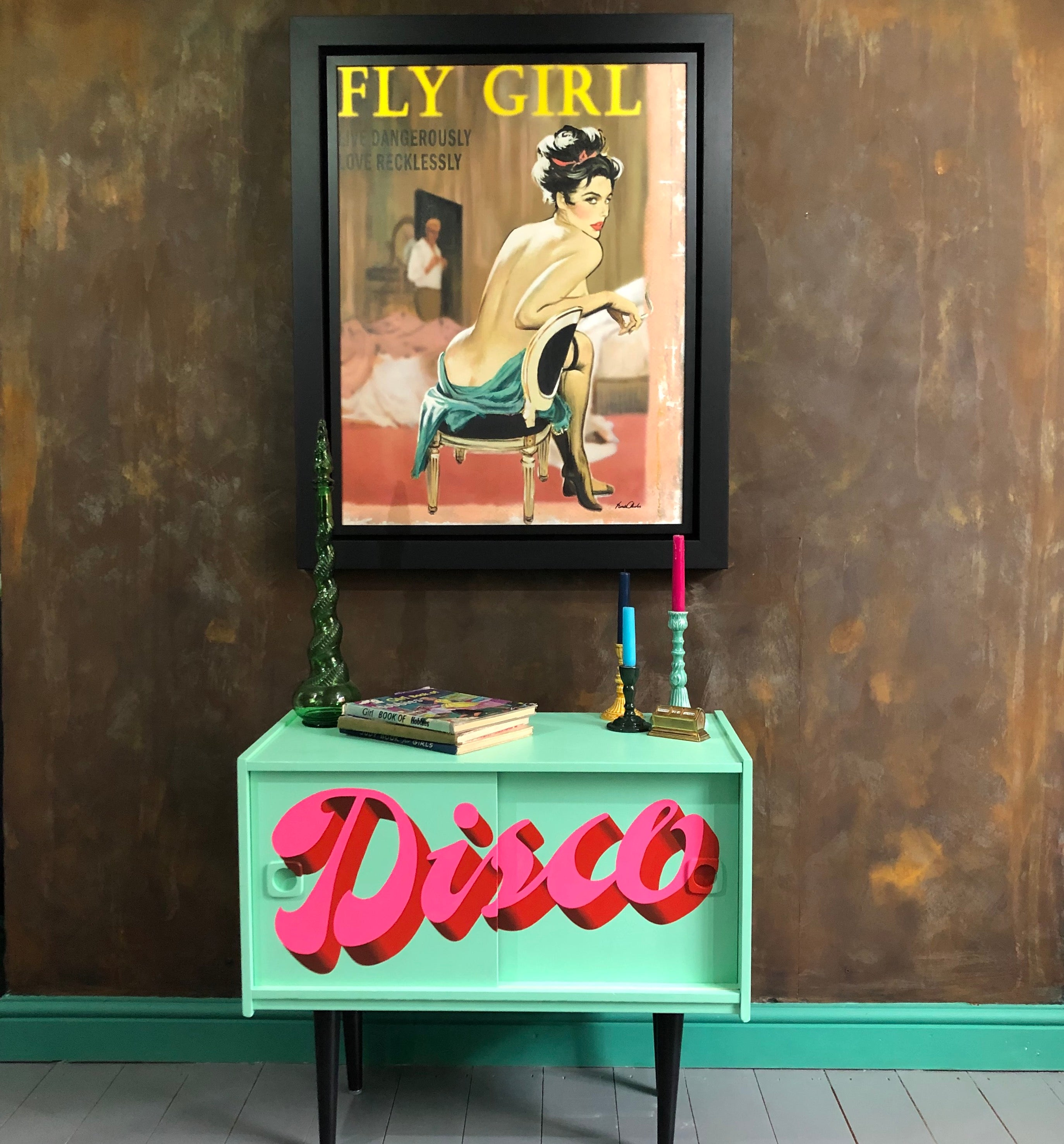 Fly Girl by Linda Charles