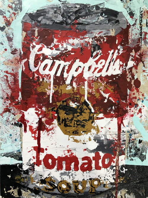 Campbell's Soup by Jessie Foakes
