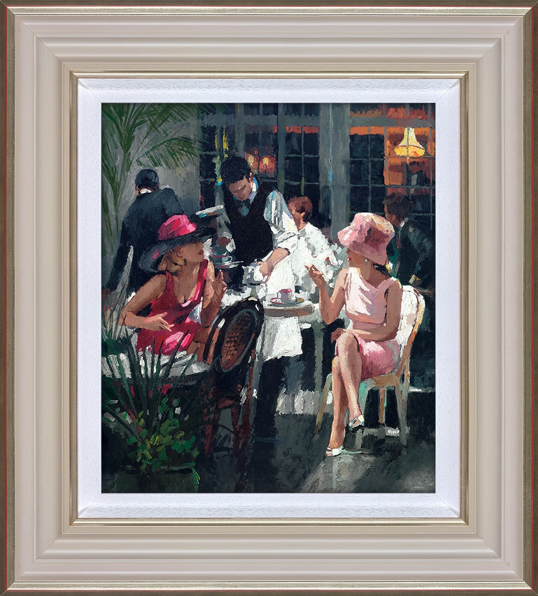 Cafe Royale by Sherree Valentine Daines