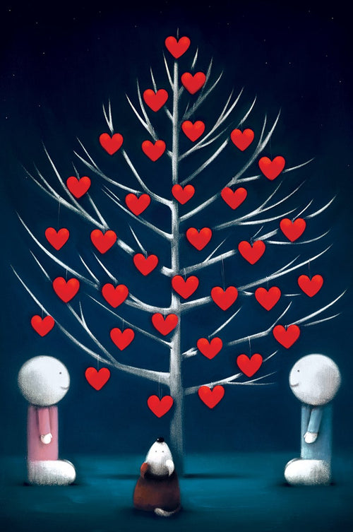 Hearts of Hope by Doug Hyde