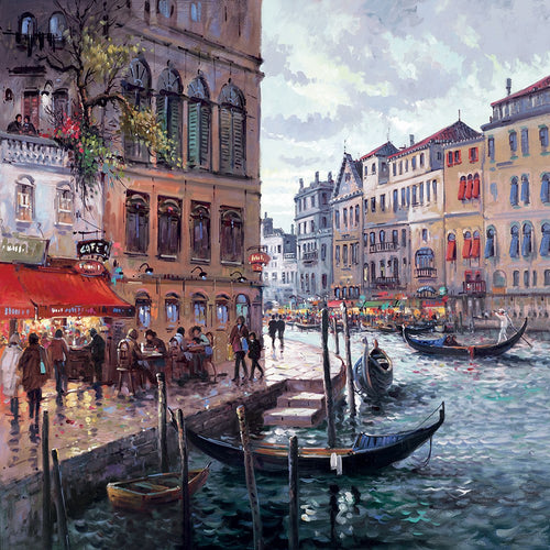 Dreaming of Venice by Henderson Cisz