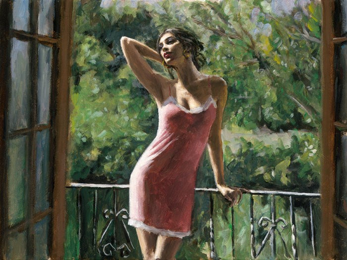 Like A Cat III by Fabian Perez
